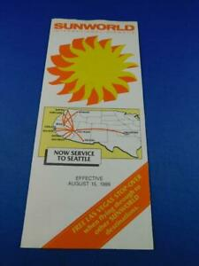 SUNWORLD-INTERNATIONAL-AIRWAYS-AIRLINE-SCHEDULE-TIMETABLE-AUGUST-1986
