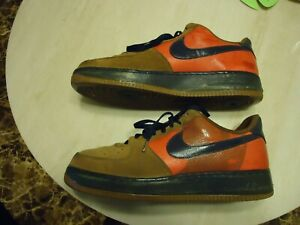 Details about CHEAPEST 25TH ANNIVERSARY NIKE AIR FORCE 1 VINCE CARTER SZ 14 LIMITED EDITION