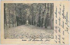 CARTOLINA d'Epoca MONZA - Vimercate : Oreno  1905