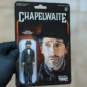 Chapelwaite - Captain Charles Boone - Stephen King Readful Things Action Figure