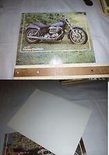 Harley-Davidson FXDF Fat Bob  , brochure , sales brochure  ( sheet)