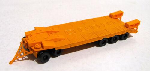 Hädl 125004-05 profundamente transportador de carga p50 naranja en pista TT artículo nuevo con embalaje original