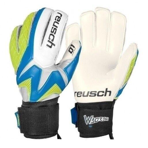 Reusch Waorani Q1 Torwarthandschuhe Gr.9 Goal Keeper Gloves NEU UVP*54,95€