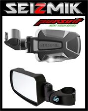 "Seizmik  Pursuit Side Mirror 1-3//4/""   John Deere  Gator XUV 825i 4x4  11-16"