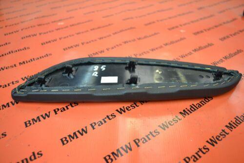 research.unir.net BMW Z4 E85 E86 OEM CENTRE CONSOLE BLACK LEATHER ...