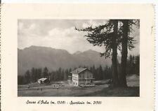 160700 TORINO SAUZE D'OULX - SALICE D'ULZIO - SPORTINIA Cartolina viaggiata 1953