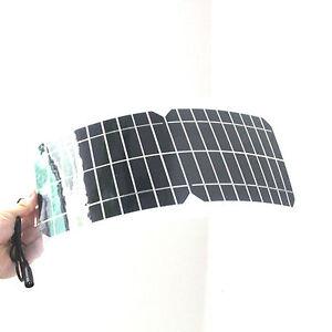 solar flexibe 5w 12v solar ladeger t f r akku motorrad mp3. Black Bedroom Furniture Sets. Home Design Ideas