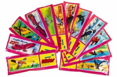 6x  Styroporflieger Styroporflugzeug Glider Styroporvögel Mitgebsel