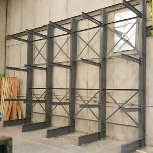 Industrial Shelving - Pallet Racking - Guardrail - Mezzanine - Cantilever - Wire Partition Kapuskasing Ontario Preview