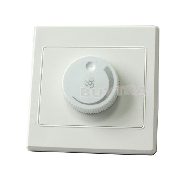 Best-chioce Best Ceiling Fan Speed Control Switch Wall Button AC220V 10A SP