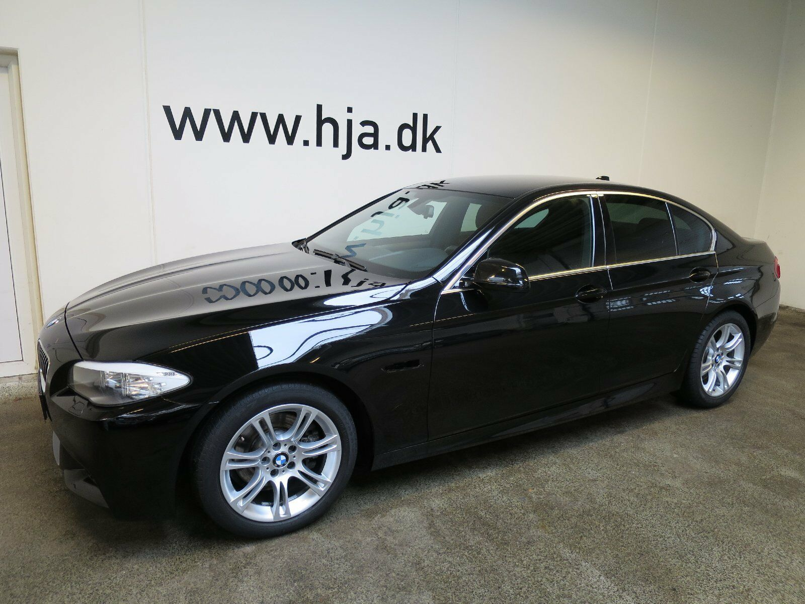 BMW 520d 2,0 aut. 4d - 329.900 kr.