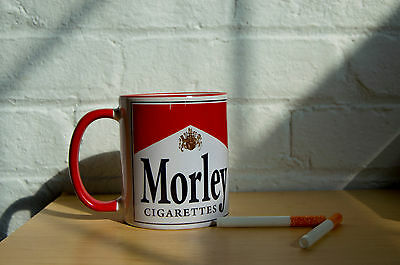 X Files Coffee Mug Morely Coffee Mug from The Cigarette Smoking Man