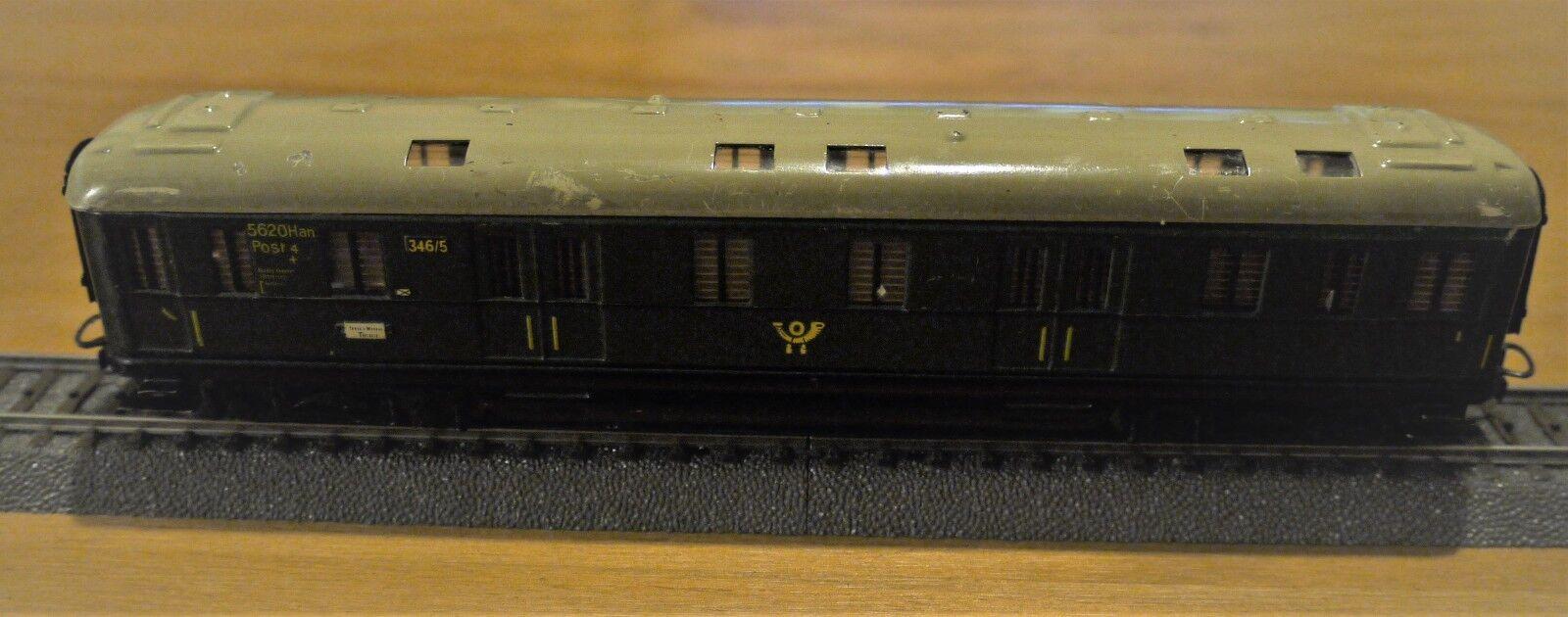 Marklin 800 4013 D-Zug-Postwagen 346 5