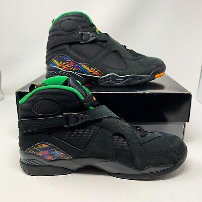 detailed look 0e1bd 82021 2018 Nike Air Jordan 8 VIII Retro SZ 10 Tinker Raid OG Multicolor  305381-004 | eBay