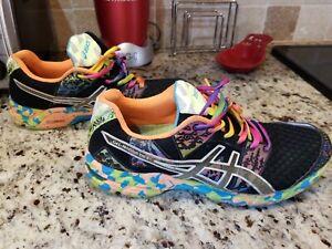 Rápido huella dactilar Minúsculo  Asics Gel-Noosa Tri 8 T306N Multi-Color Atléticas Zapatos Deportivos Para  Hombre US 9.5 43.5   eBay