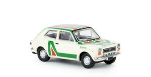 BREKINA-22504-Fiat-127-039-039-Alitalia-039-039-scala-H0-1-87
