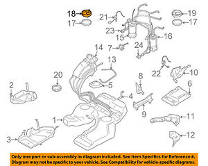 image is loading porsche-oem-03-04-cayenne-fuel-injection-pressure-