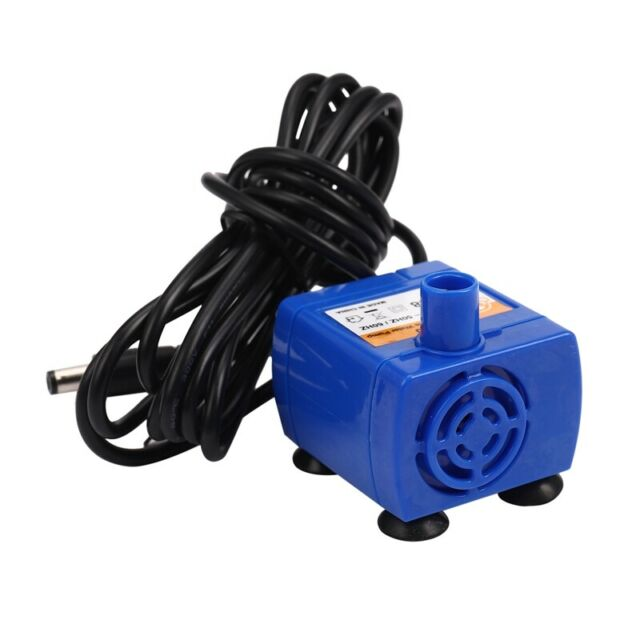 Replacement Pump for Fountain Both Suitable for 1.6L and 2.5L U5W3 U5W3