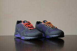 Igualmente Conciliar Al borde  New DS 2011 Nike Lunar Vengeance ACG Terra Dark Shadow Varsity Purple size  9 US | eBay