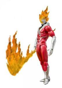 Nouveau Ultra-act Ultraman Zéro Glen Incendie Figurine Bandai Tamashii Nations