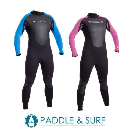 Typhoon Swarm Childs Junior Youth Full Length Steamer 3mm Wetsuit