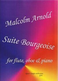 Arnold Suite Bourgeoise Flûte Hautbois Et Piano-afficher Le Titre D'origine
