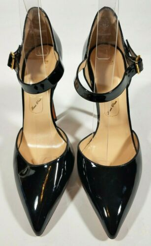 Soebedar cuir verni bout 39 Mary 9 en Chaussures noir pointu JaneTaille à j5q34RAL