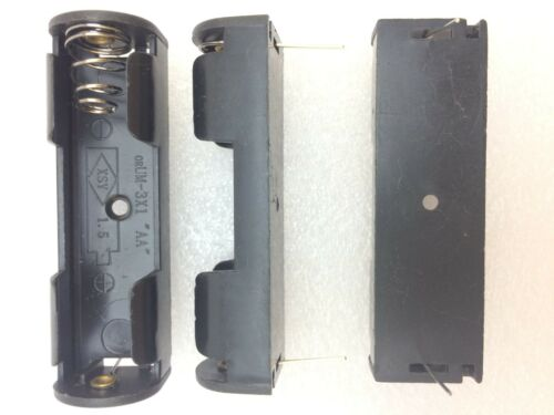 circuit imprimé mignon Batterie Support Pour AA batterieThrough HoleBatterie