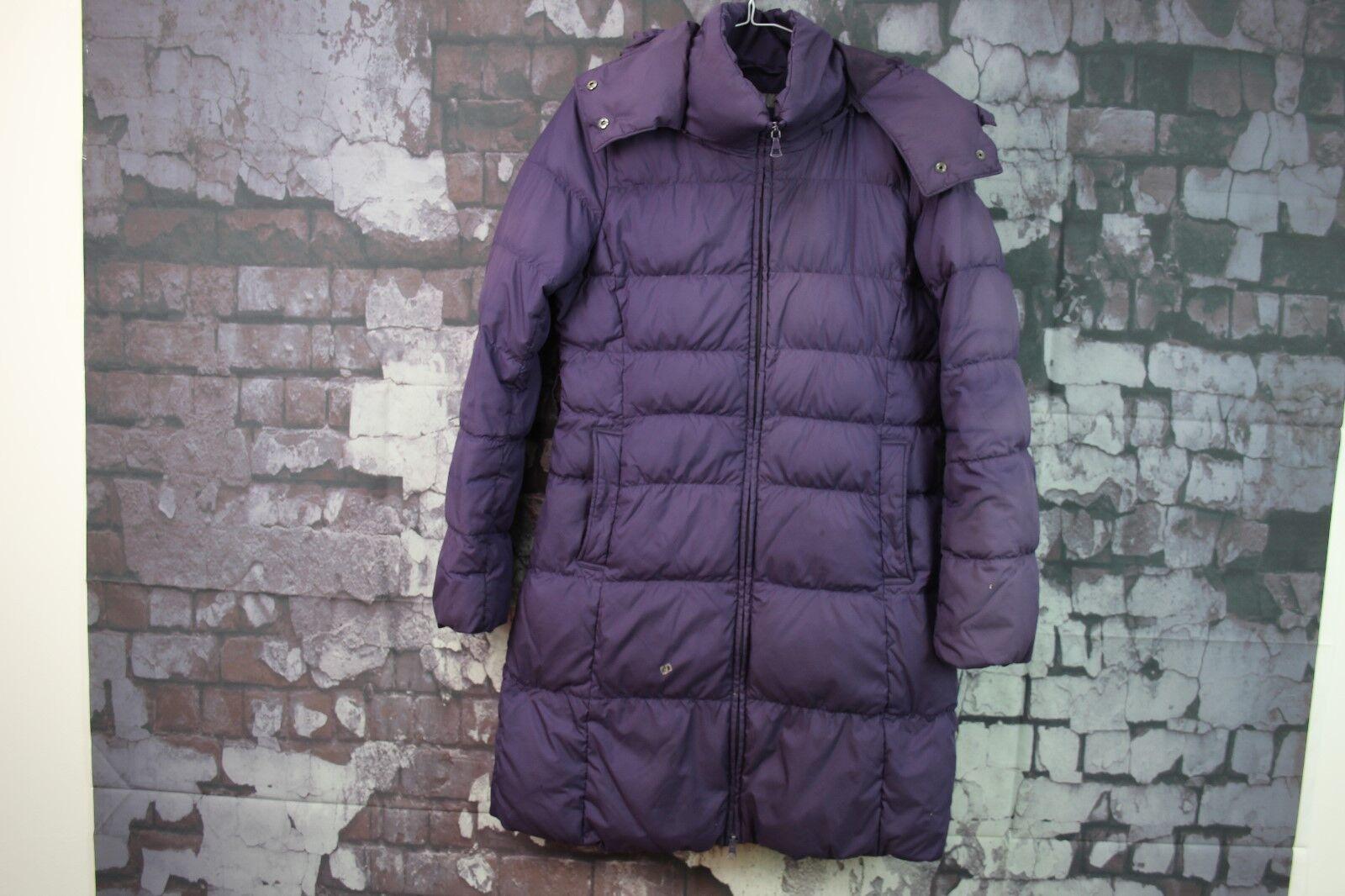 Womens Uni Qlo Coat size S No.F543 16 12