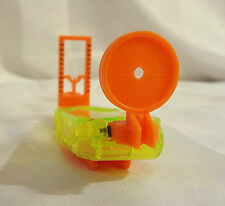 RARE Nerf Sonic Longstrike Sight Scope Blaster ATTACCO GOMMA