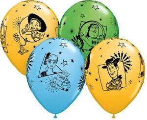 Detalles De Toy Story Globos Varios Cantidades Boys Girls Fiesta Decoración Niños Ver Título Original