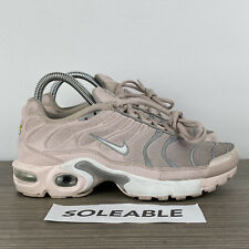 Nike Air Max Plus GS TN Tuned Barely Rose Pink Grey White Trainer ...