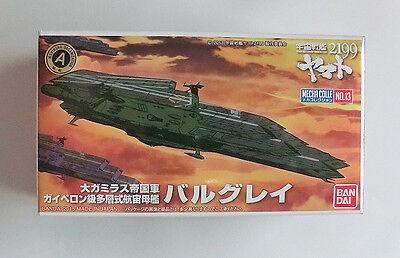 "Bandai Space Battle Ship Yamato 2199 #13 Multiple Flight Deck Carrier ""BALGRAY"""