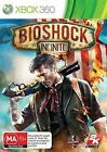 Bioshock Infinite Xbox 360 Game Complete Ma15