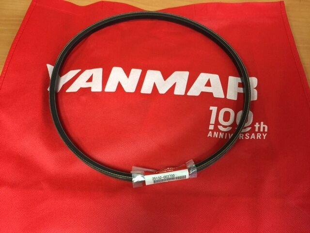 Genuine Yanmar 25132003700 Alternator V Belt 2gm20 3gm30f Ebay. Yanmar 25132003700 Oem Vbelt 2gm20f 3gm30f 2gm20fyeu 3gm30fyeu Genuine. GM. Yanmar 3gmf Alternator Wiring At Scoala.co