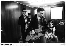 """SMITHS / THE SMITHS POSTER """"GLASTONBURY FESTIVAL 1984"""""""