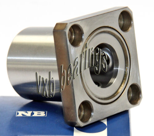 "NB Systems SWK8 1//2/"" inch Ball Bushings Square Flange Linear Motion 8096"
