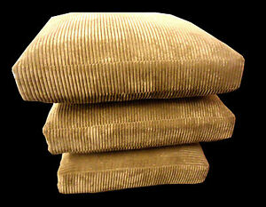 Image Is Loading Quote Domed Replacement Cushion Top Quality Foam Any