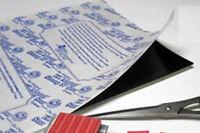 5 Ez Mount Thin Static Cling Foam-8.5x11-convert Unmounted Rubber Stamp-ezmount