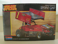 Monogram - Sammy Swindell - World Of Outlaws - Sprint Car Model Kit (sealed)