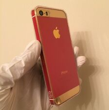 Slim Transparent Clear Hybrid TPU Shockproof Case Cover for iPhone 5 5S SE