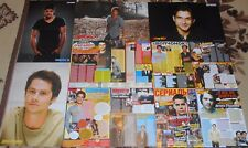 TEEN WOLF Dylan O'Brien Tyler Posey - Magazine Posters Clippings Collection # 1