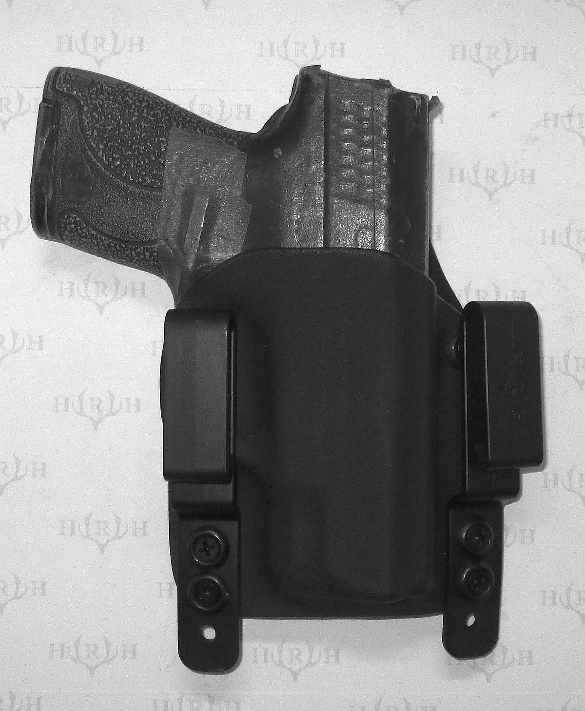 Hunt listo Fundas  S&W Shield 9 40 dentro funda de la cintura