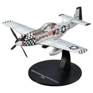 Deagostini-WW2-Avion-Coleccion-Volumen-12-Luchador-Norte-Americano-P-51D-Mustang