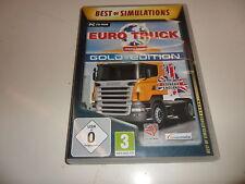 PC  Euro Truck - Simulator - Gold - Edition