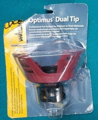 Wagner 0525115 Optimus Dual Tip and Atomizer Valve