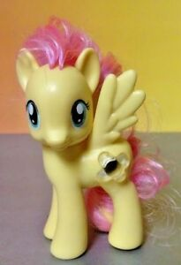 My-Little-Pony-G4-Fluttershy-Magical-Scenes-3-039-039-Brushable-FiM-Hasbro-MLP-Rare