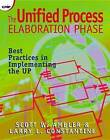 The Unified Process Elaboration Phase: Best Practices in Implementing the UP by Scott W. Ambler (Paperback, 2000)