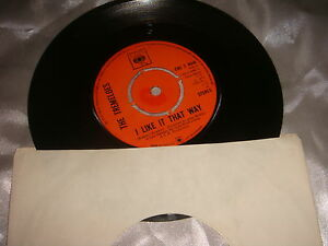 The-Tremeloes-I-Like-It-That-Way-7-inch-Vinyl-Single-45rpm-Made-in-England