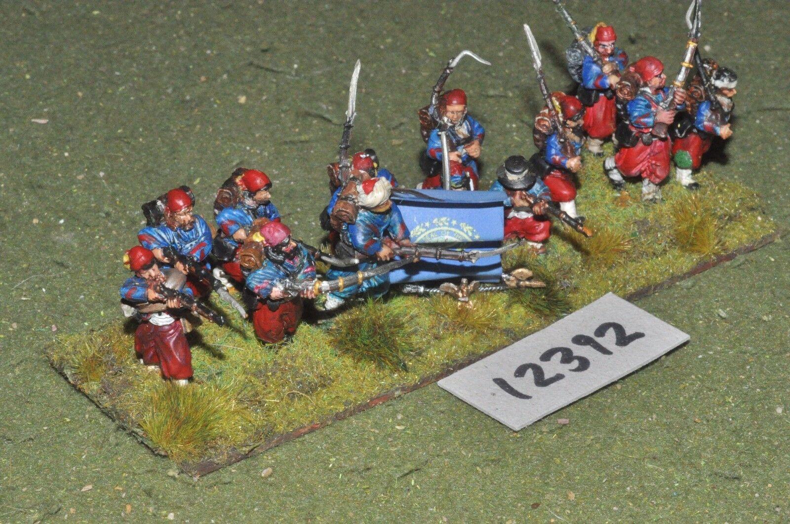 25mm ACW   union - american civil war infantry 13 figures - inf (12392)